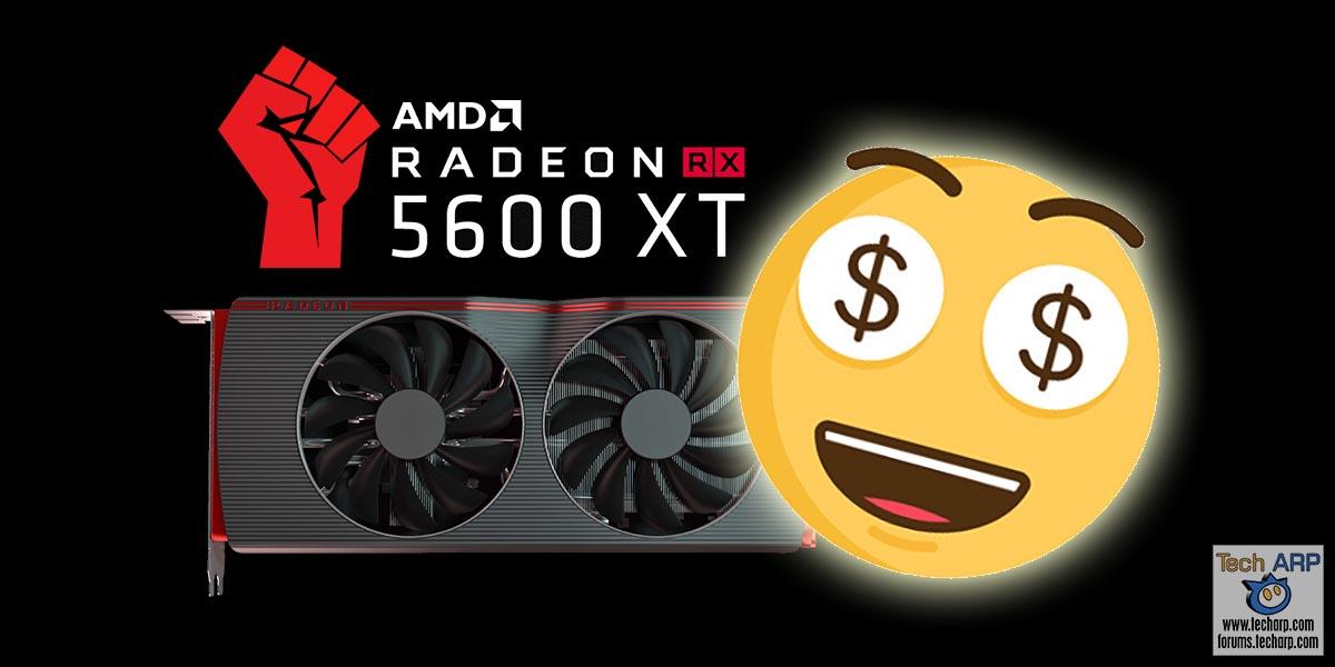 AMD Clarifies Last-Minute RX 5600 XT Overclocking!