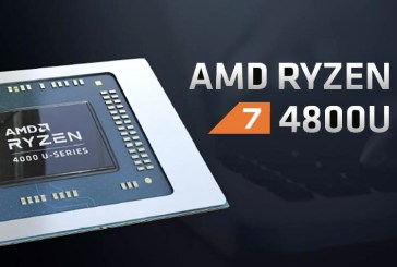 AMD Ryzen 7 4800U : 8C/16T Mobile APU @ Just 15W!