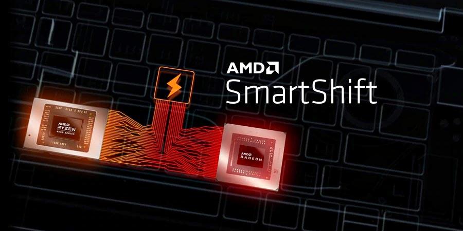 AMD SmartShift Explained : Dynamic Power Distribution FTW!