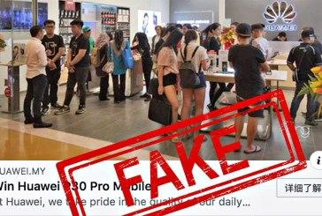 Warning : Watch Out For FAKE HUAWEI Contests!