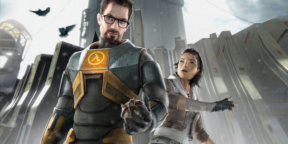 Image result for Remember: you can play all Half-Life games for free on Steam