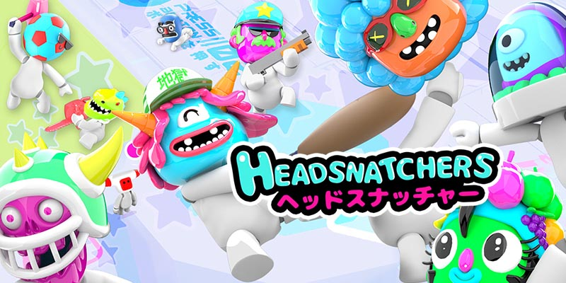 Headsnatchers : Get It FREE For A Limited Time!