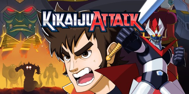 Kikaiju Attack : Get It FREE For A Limited Time!