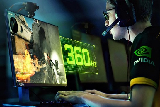 ASUS ROG Swift 360 : World's First 360Hz G-SYNC Display!