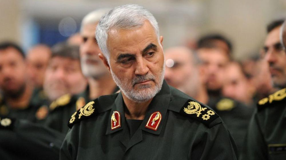 Iranian Major General Qasem Soleimani