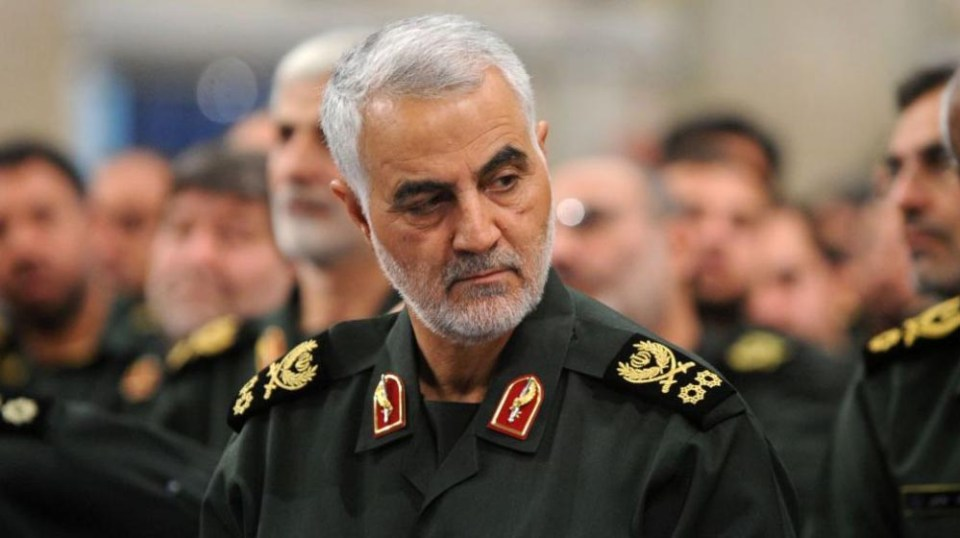Iranian Major General Qasem Soleimani
