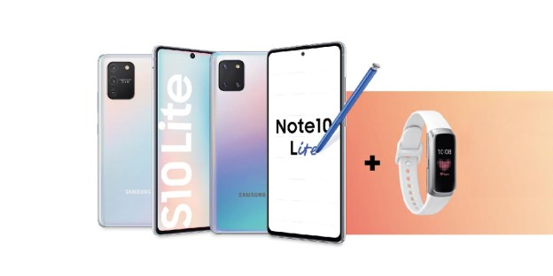 Samsung Galaxy S10 Lite | Note10 Lite Pre-Order Deal!