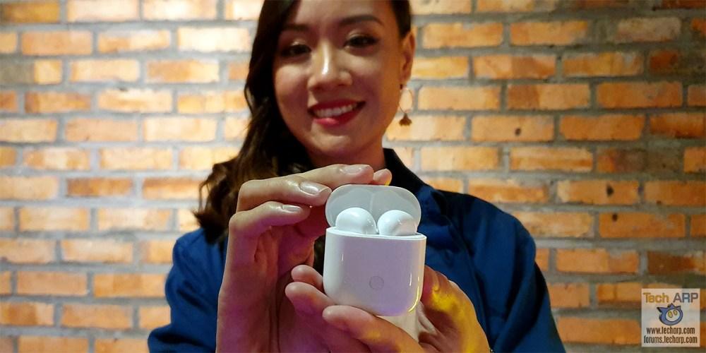 realme Buds Air : AirPods Lookalike TWS Earphones!