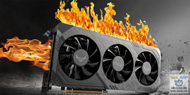 ASUS TUF RX 5700 Cards Are Also Overheating, Remember?