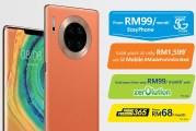 HUAWEI Mate 30 Pro 5G : Malaysia Telco Deals!