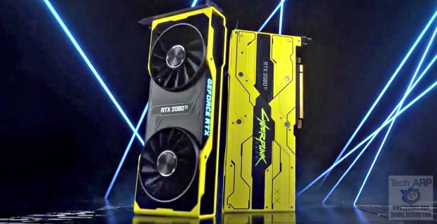 NVIDIA GeForce RTX 2080 Ti Cyberpunk 2077 Edition!
