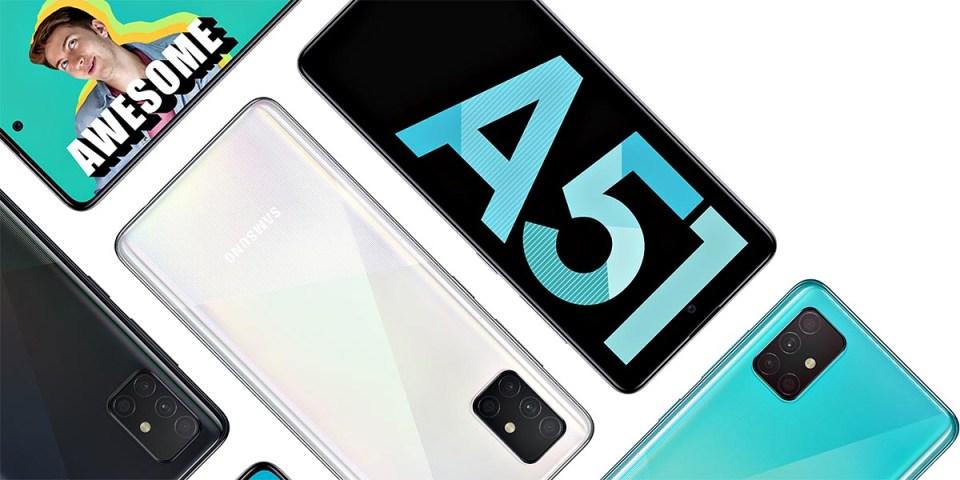 Samsung Galaxy A51 Cameras : Wide vs Ultra-Wide vs Macro!