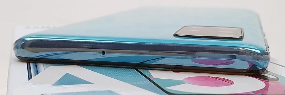 Samsung Galaxy A51 top