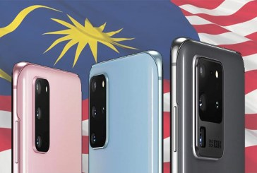 Samsung Galaxy S20 Malaysia Roadshow Deals + Locations!
