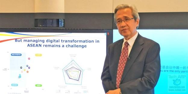 ASEAN Keeps 5G Ecosystem Door Open For HUAWEI
