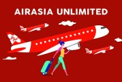 AirAsia Unlimited Pass : Extended To June 2021!