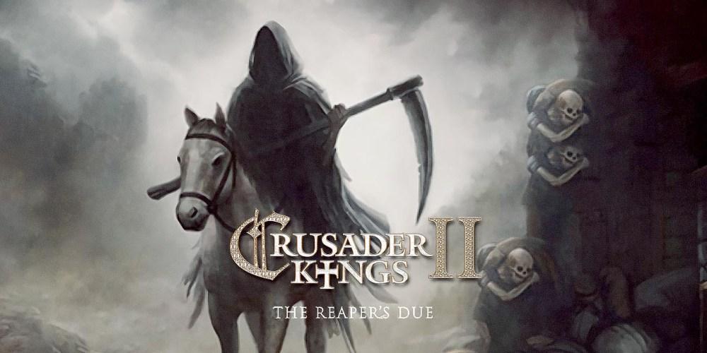 Crusader Kings II + The Reaper's Due DLC : Get 'Em FREE!
