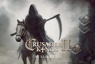 Crusader Kings II + The Reaper's Due DLC : Get 'Em FREE!