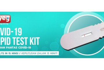 MYEG COVID-19 Rapid Test Kits Are Genuine, But...