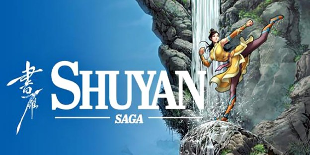 Shuyan Saga : Get It FREE For A Limited Time!