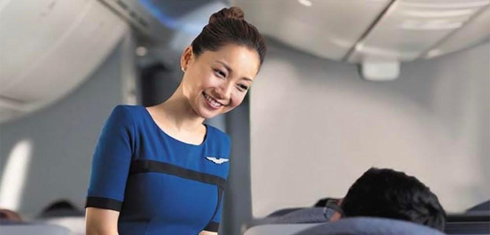 United Airlines COVID-19 flight crew