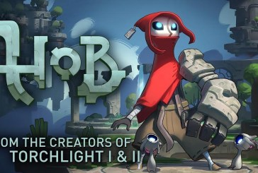 Hob (PC Game) : Get It FREE For A Limited Time!