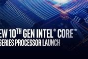 10th Gen Intel Desktop CPUs : Price + Specifications!