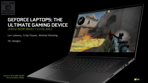 NVIDIA GeForce Spring 2020 Laptop Launch 10