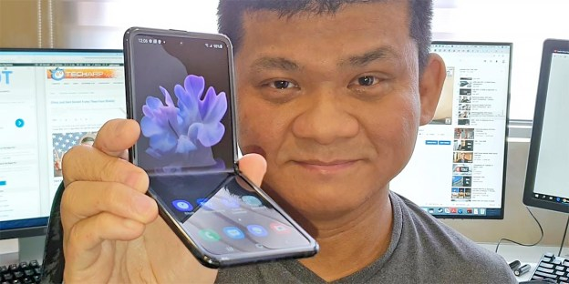 Samsung Galaxy Z Flip : How To Set Up For The First Time!