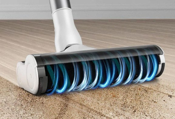 Samsung Jet 70 Easy : Cordless Jet Cyclone Vacuum Cleaner!