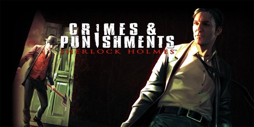 Sherlock Holmes : Crimes & Punishments Is FREE!