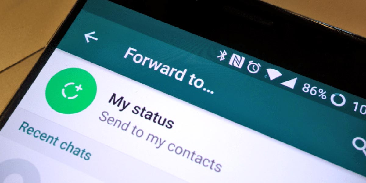 WhatsApp Limits Forwarding To ONE CHAT At A Time!