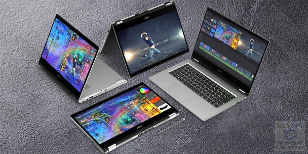 2020 Acer Spin 3 : 10th Gen Intel Convertible Laptops!