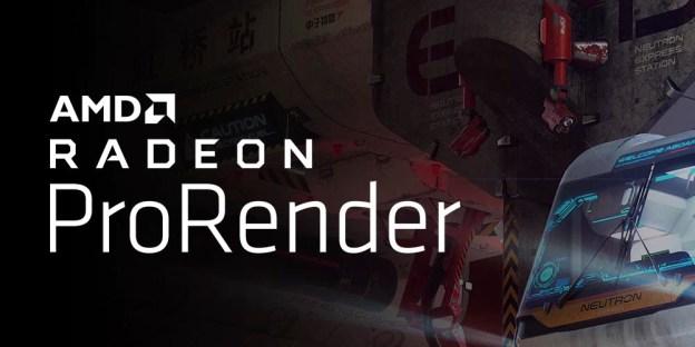 AMD Radeon ProRender May 2020 Updates!