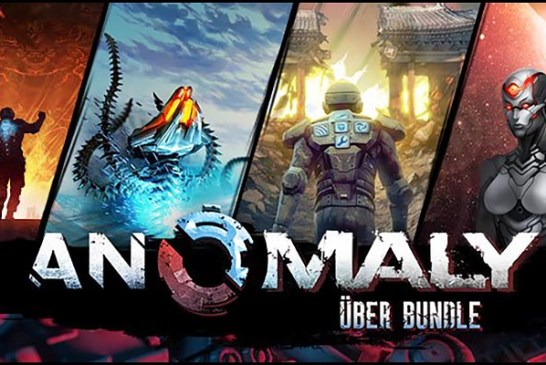 Anomaly Über Bundle : Get It FREE For A Limited Time!
