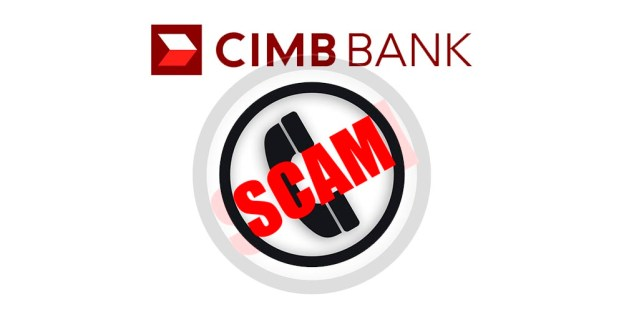 Fake CIMB Bank Payment Call + SMS Scam!