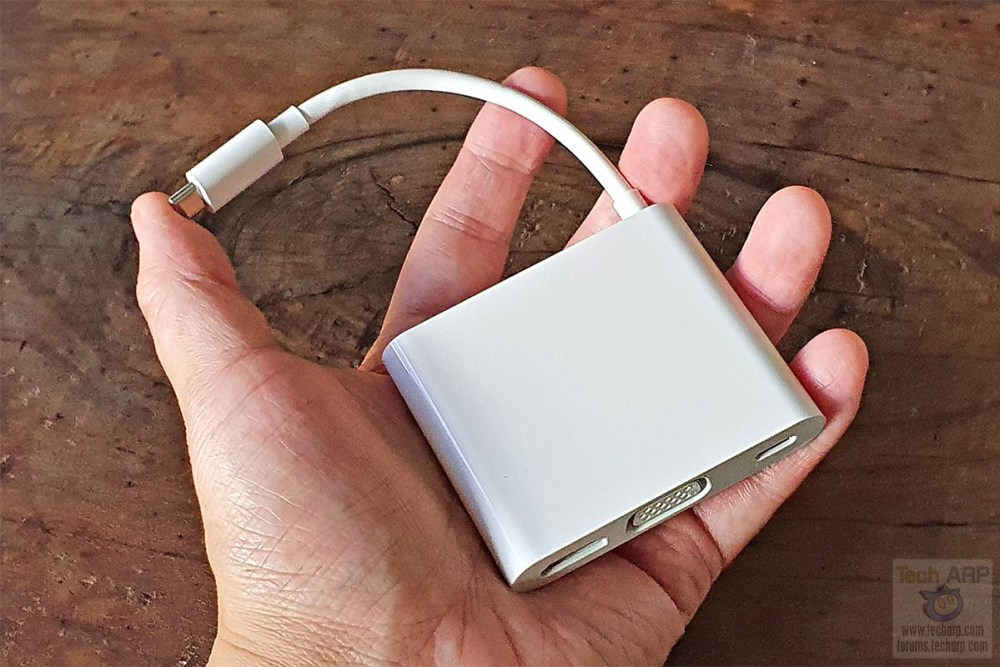 HUAWEI MateDock 2 : A Nifty Little USB-C Dongle!