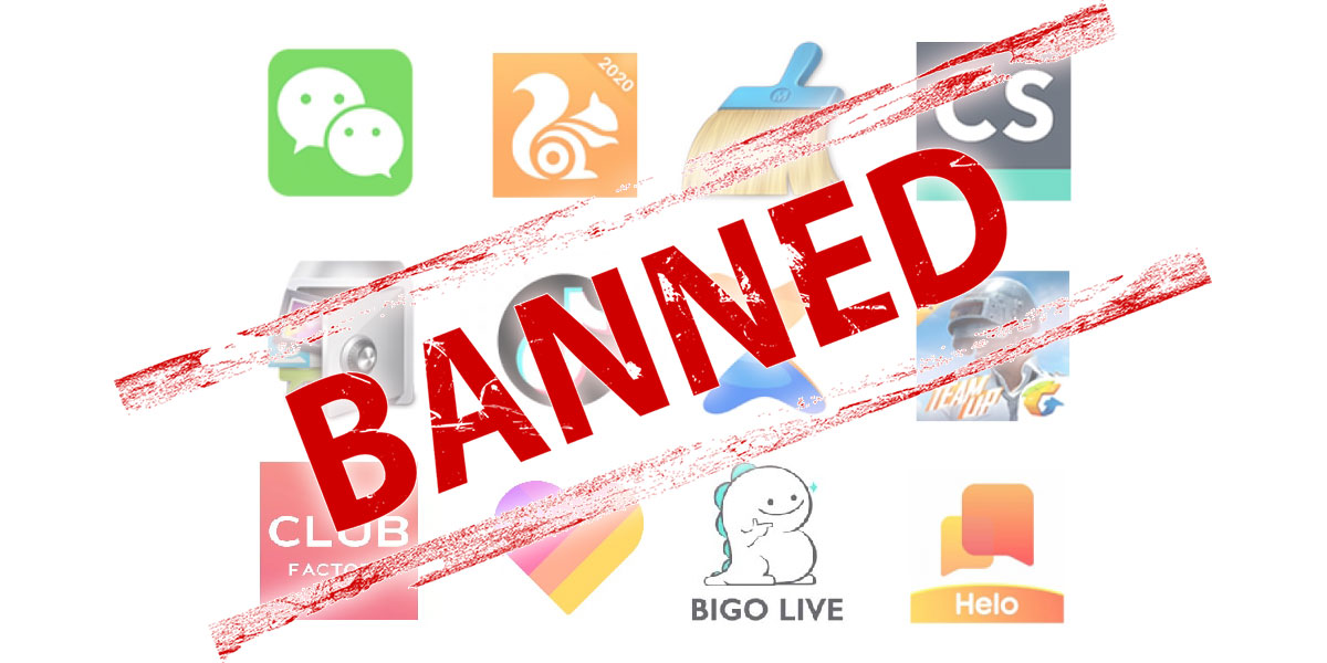 India Bans 59 Chinese Apps, Including TikTok and WeChat!
