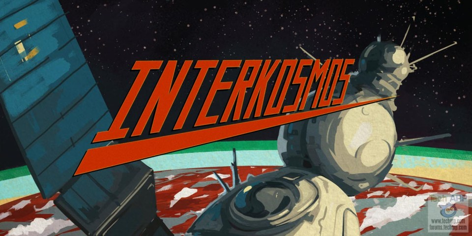 Interkosmos - Get This VR Game FREE For A Limited Time!