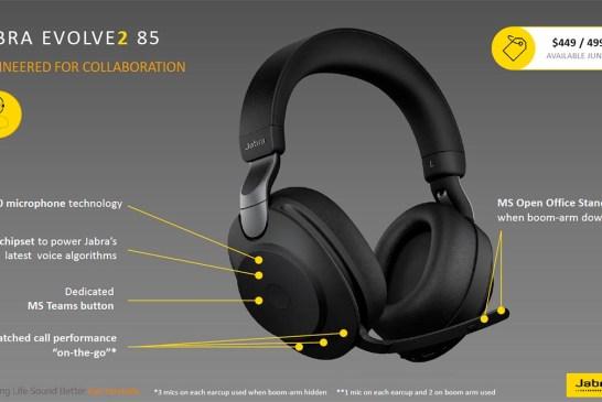 Jabra Evolve2 85 features 02