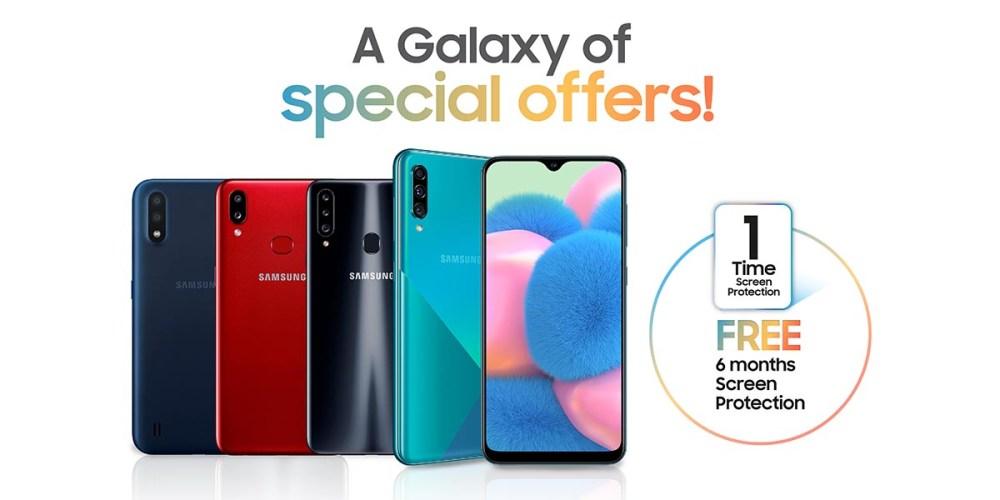 Samsung Galaxy A Deals For This Raya Season!