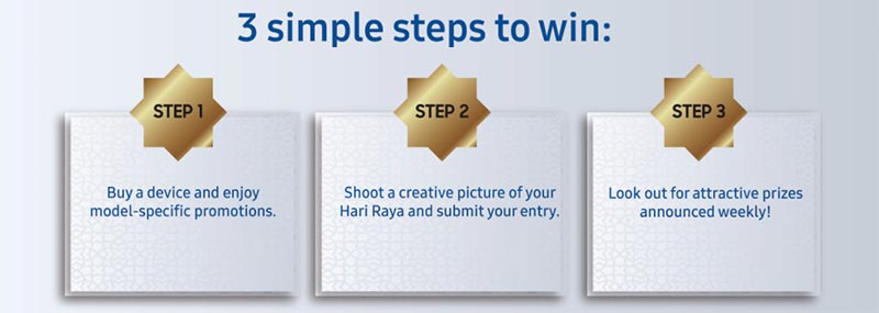 Samsung Jimat, Snap & Menang Contest : The Full Details!