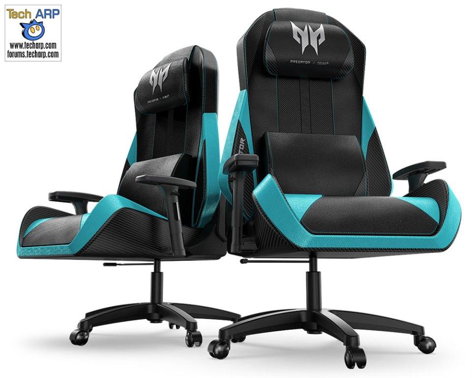2020 Acer Predator Gaming Chair x OSIM : First Look!