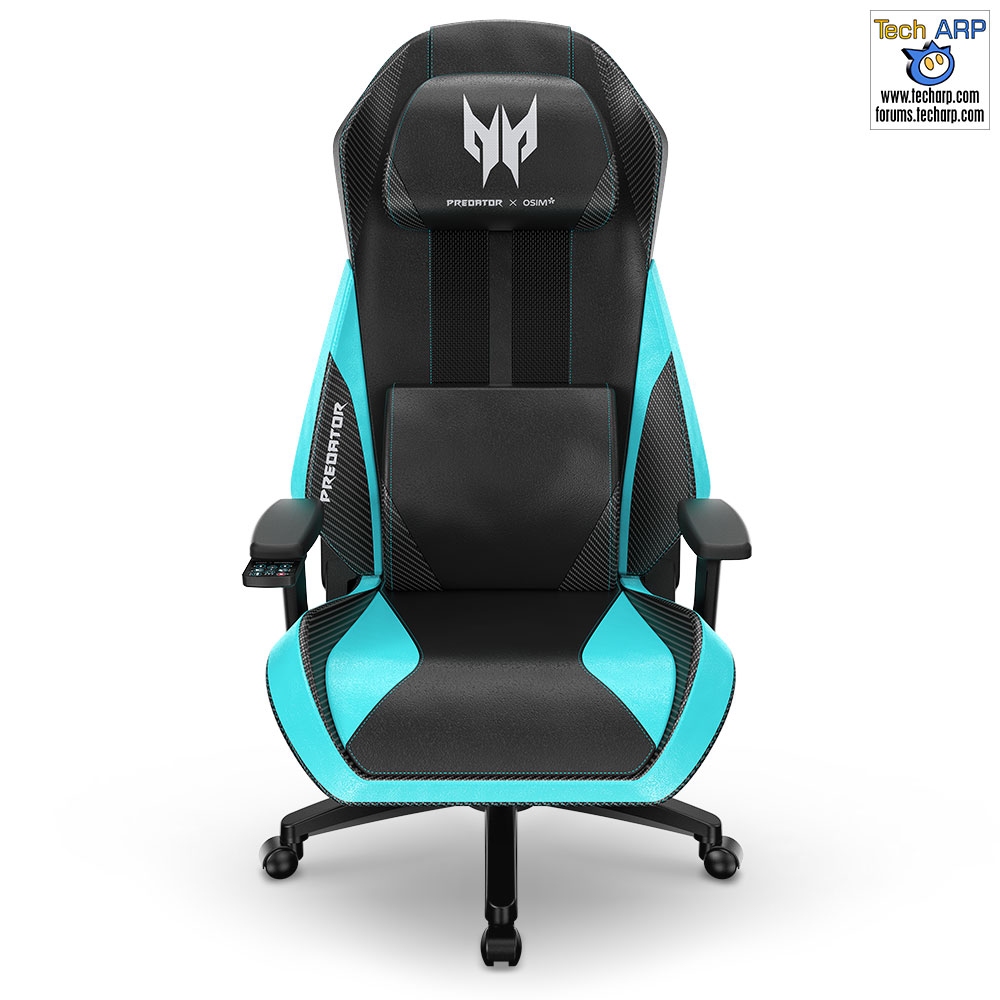 2020 Acer Predator Gaming Chair x OSIM : First Look!