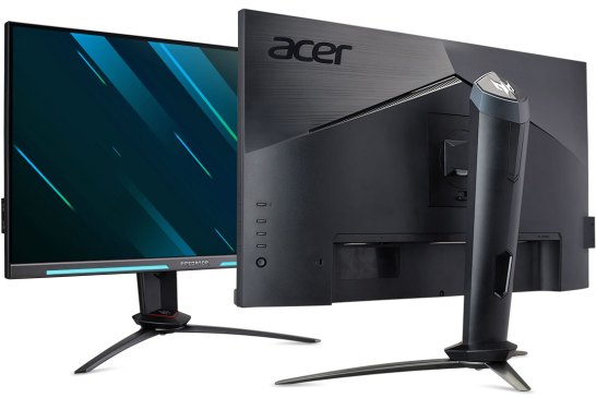 Acer Predator XB273U GS : 165Hz HDR Gaming Monitor!