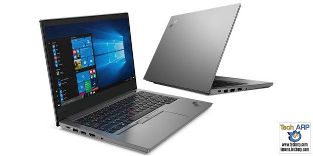 2020 Lenovo ThinkPad E14 (Ryzen) : First Look!