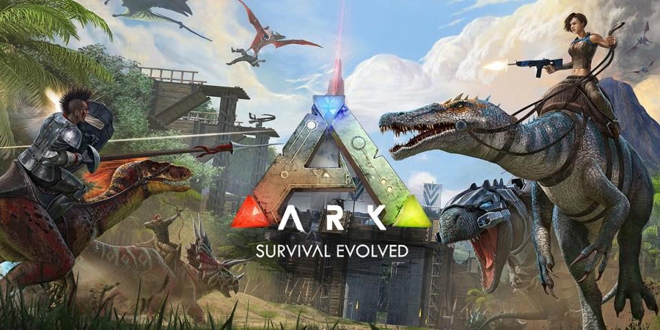 ARK Survival Evolved + 4 DLCS + ModKit : Get Them FREE!