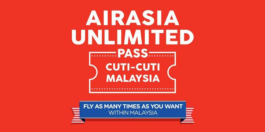 AirAsia Unlimited Pass Cuti-Cuti Malaysia : Not So Fast!