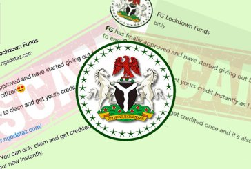 Scam Alert : FG Lockdown Funds Scam Exposed!