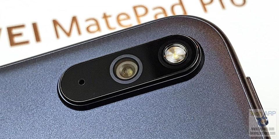 HUAWEI MatePad Pro rear camera